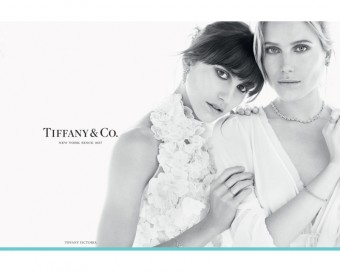 Tiffany Victoria, sestry Dree a Langley Fox Hemingway, Tiffany & Co.