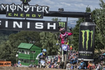 WMX 2015 Loket, Kiara Fontanesi, Monster Energy