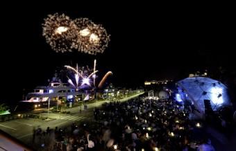 Slavnostní otevření D-Resort Šibenik