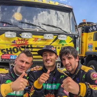 KM Racing na španělské Baja Aragon