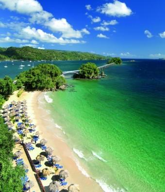 Bahía de Samaná, Dominikánská republika