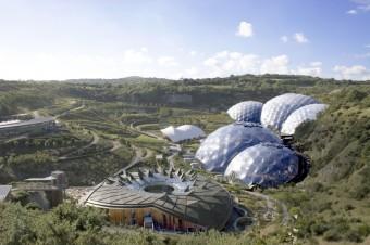 Projekt Eden v Cornwallu, zdroj: British Airways