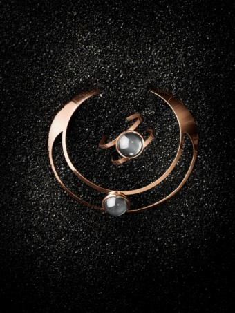 DYRBERG/KERN, kolekce Over the Moon podzim/zima 2015