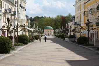 Karlovy Vary jsou ideální destinací k odpočinku i poznávání, Bohemia-lázně, a. s.