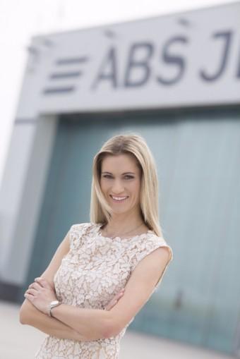 Zuzana Václavová, obchodní manažerka ABS Jets