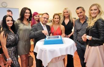 Plzeňské estetické centrum slavilo narozeniny