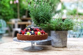 Cheesecake letní pohlazení, Cathedral Café