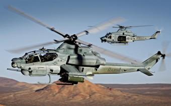 Útočný vrtulník AH-1Z Zulu, Bell Helicopter