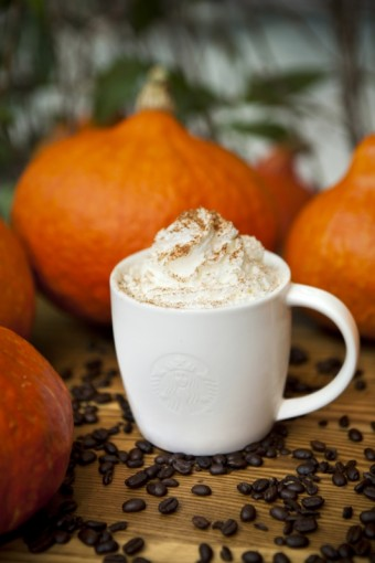 Pumpkin Spice Latte, Starbucks