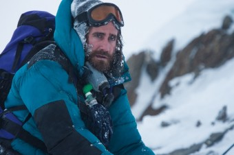 Jake Gyllenhaal ve filmu Everest, foto kredit: Cinemart