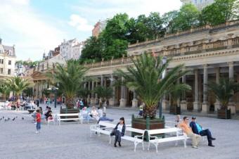 Karlovy Vary, Nejkrásnější podzim je v lázních a na horách