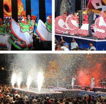 Festival Merengue a karibských rytmů, Dominikánská republika