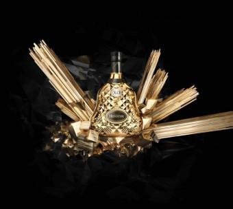 Limitovaná edice Hennessy X.O Exclusive collection 2015, designér Tom Dixon