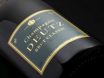 Etiquette Artistique Brut Classic; Premier Wines & Spirits