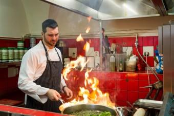 Šéfkuchař Roman Dolejš, Chez Marcel