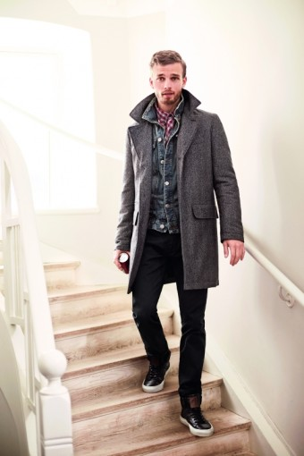 Pánská móda s.Oliver pro podzim a zimu 2015/2016
