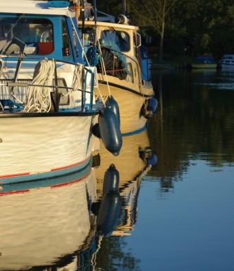 Na hausbótu po Meklenburských jezerech, foto: Dreamstime.com