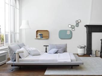 Peter Maly Bed, Ligne Roset, Legenda na poli interiérového designu