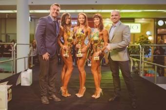 Atrium Flora Grand Prix – Bikiny fitness, OC Atrium Flora