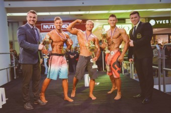 Atrium Flora Grand Prix – Men's physique, OC Atrium Flora