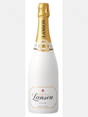 Lanson White Label Dry-Sec, Global Wines (cena: 1 059 Kč)