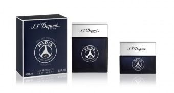 Paris Saint-Germain a S.T. Dupont, Eau des Princes Intense, Sephora