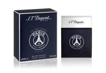 Paris Saint-Germain a S.T. Dupont, Eau des Princes Intense 100 ml, Sephora