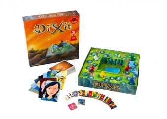 Soutěž o deskovou hru DIXIT