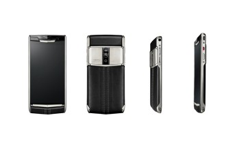 Jet Calf, Vertu Signature Touch