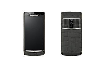 Clous de Paris Alligator, Vertu Signature Touch