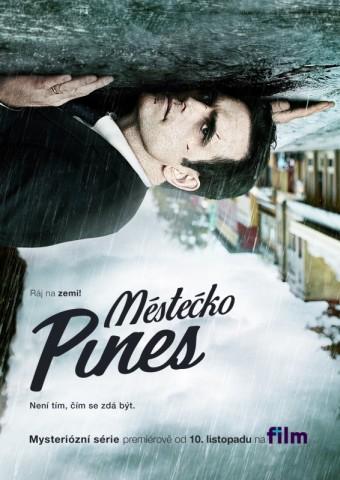 Městečko Pines, Film+