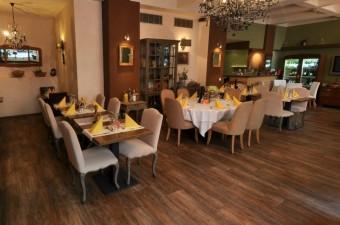 Restaurace Giardino – středomořská kuchyně v kouzelném prostředí