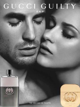 Kampaň Gucci Guilty Eau, FAnn parfumerie