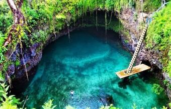 Křišťálová laguna Dudu, Dominikánská republika