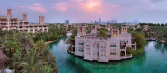 Madinat Jumeirah, Dubaj, foto zdroj: British Airways