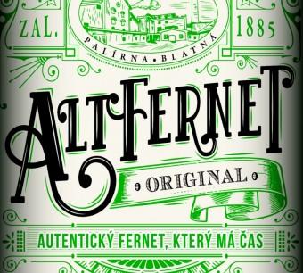 Bylinný Altfernet z jihočeské Blatné, Premier Wines & Spirits