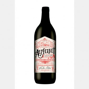 Altfernet Spiced, Zámecká palírna Blatná, Premier Wines & Spirits