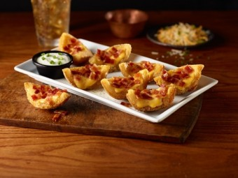 Loaded Potato Skins, T.G.I. Friday´s