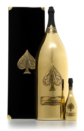 Armand de Brignac Brut Gold Midas, Warehouse #1