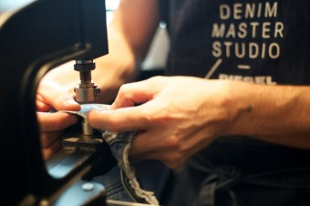 Denim Master Studio, Diesel