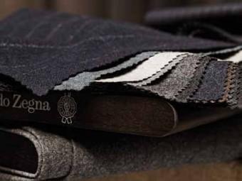Sebejistota a komfort: Oblek na míru, Ermenegildo Zegna