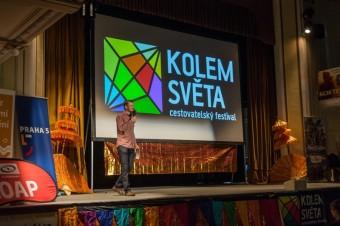 Festival Kolem světa, Národní dům Na Smíchově, foto: Jirka Dolejs