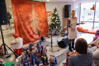 Vánoční besídka NF Kapka Naděje, zdroj fotek: Ravensburger