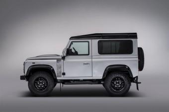 Unikátní dvoumiliontý Land Rover Defender