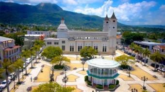 Puerto Plata, Plaza Independencia, foto zdroj: Národní turistický úřad Dominikánské republiky