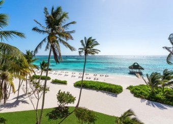 Tortuga Bay, foto zdroj: Národní turistický úřad Dominikánské republiky