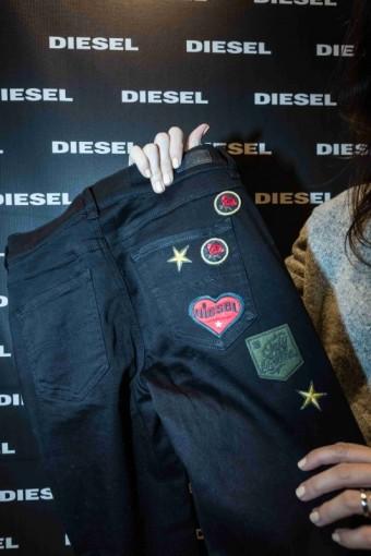 Diesel představuje exkluzivní Denim Master Studio
