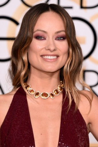 Olivia Wilde, 73. ročník Annual Golden Globe Awards, foto: BVLGARI