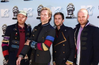 Coldplay, foto zdroj: Shutterstock