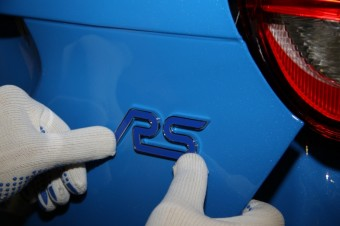 Nový Ford Focus RS, foto zdroj: Ford Motor Company